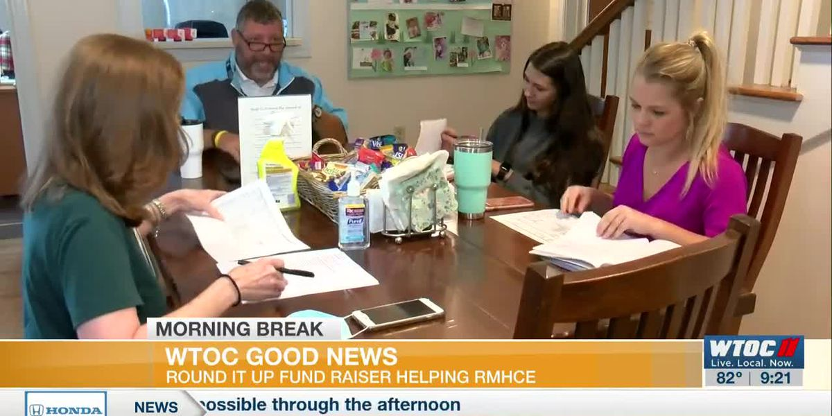 WTOC Good News: Round It Up fundraiser helping RMHCE