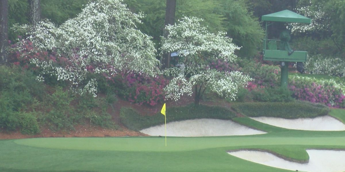 2020 Masters golf tournament targeting November