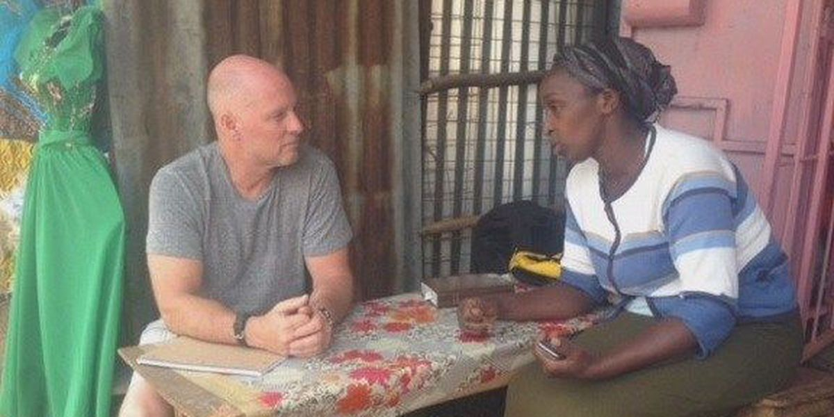 Hometown Hero: Burton Fire Captain operates mission for African children