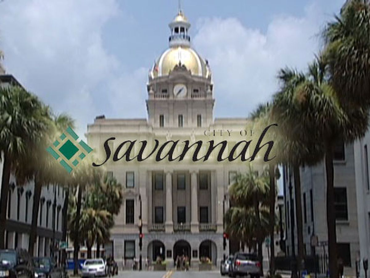 City of Savannah holding public city budget event