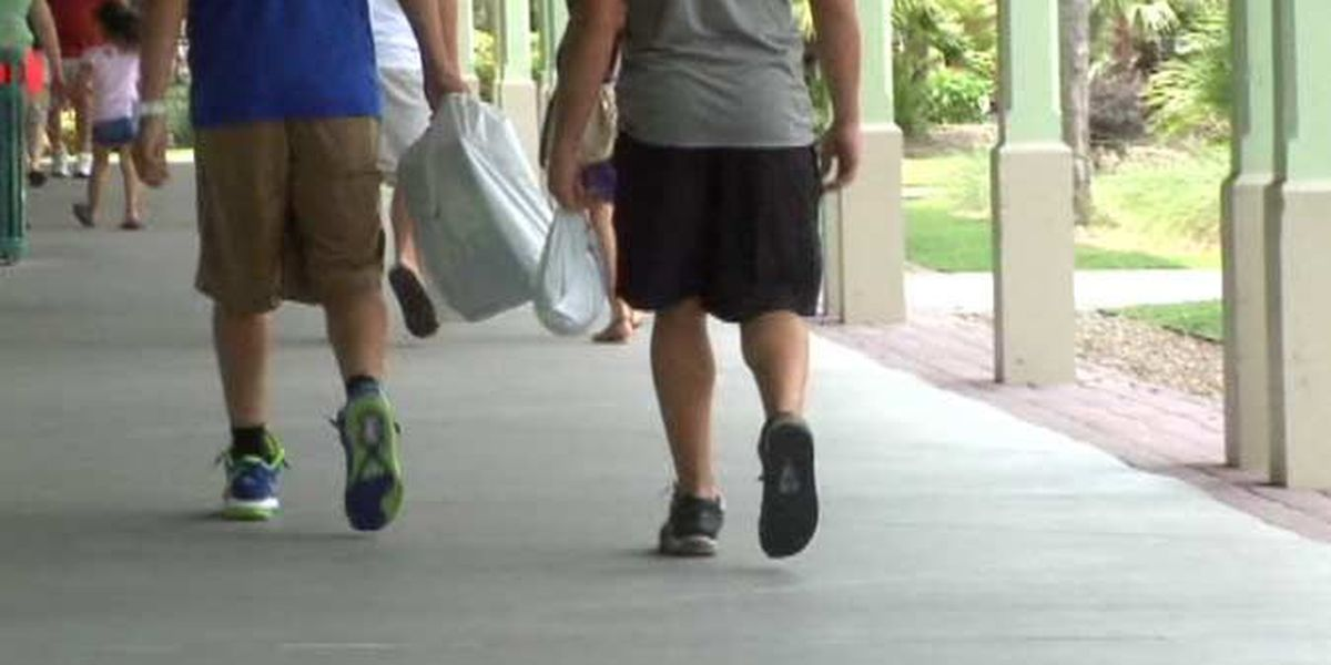 Shoppers gear up for tax-free shopping in South Carolina