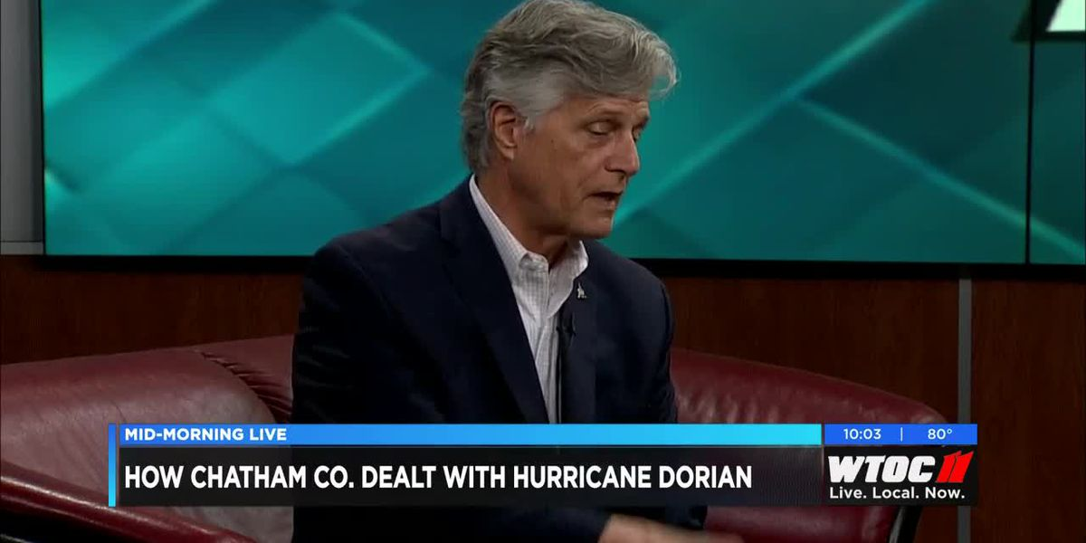 How Chatham Co. Dealt With Hurricane Dorian