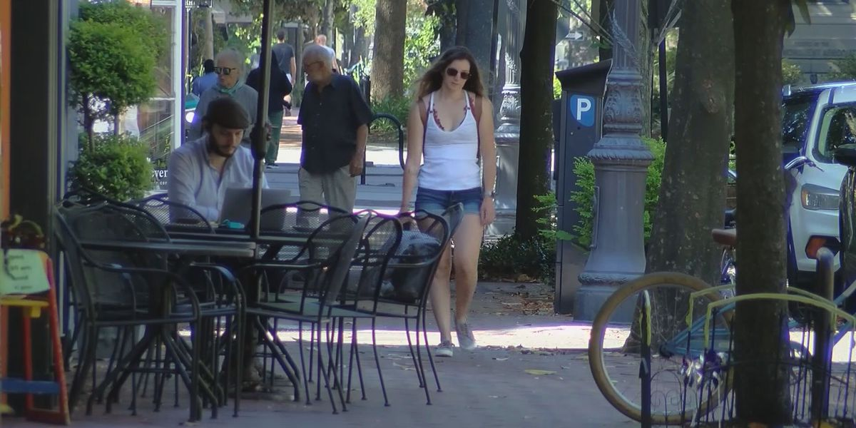 Restaurants able to apply for expanded outdoor seating in Savannah