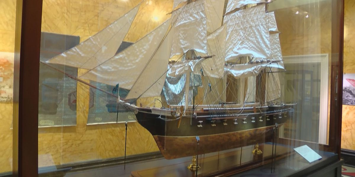 Good News: Ships of the Sea Maritime Museum