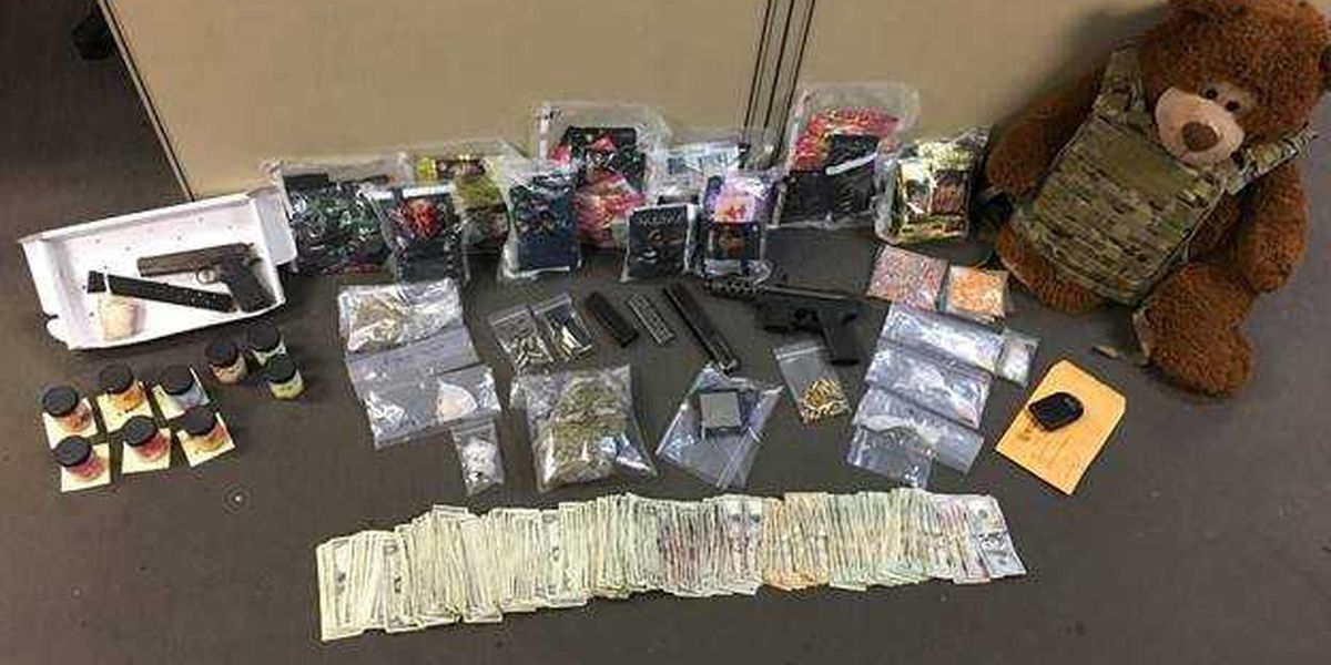 Savannah Police investigation finds drugs, cash, and guns
