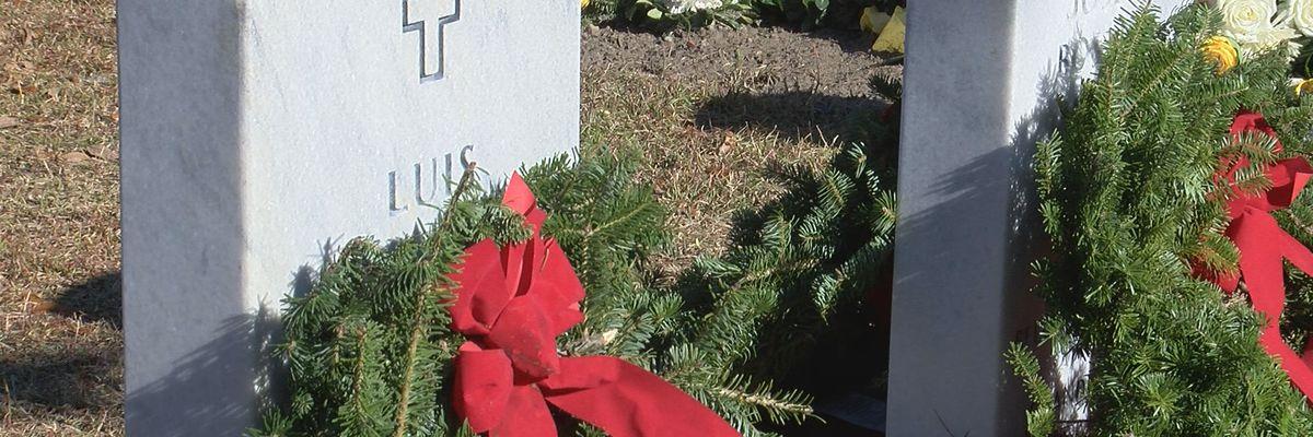 Thousands honor fallen veterans with Wreaths Across America