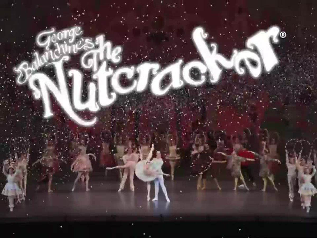 New York City Ballet to stream 'The Nutcracker' this year