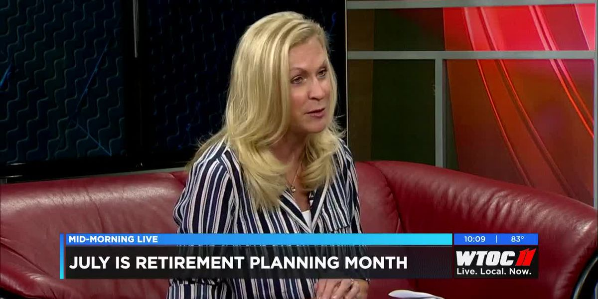 Julia Butler, of The Fiduciary Group, talks about National Retirement Planning Month