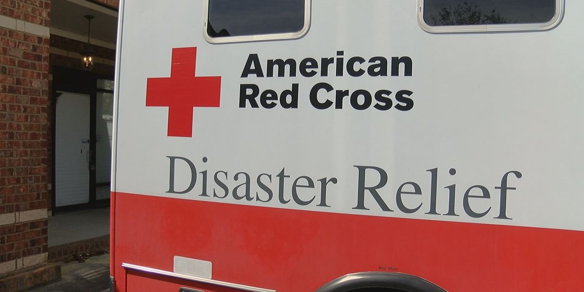 Red Cross volunteers deploy to help those affected by storms
