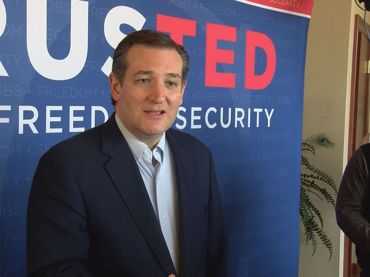 Sen. Cruz reintroduces amendment imposing term limits on members of Congress