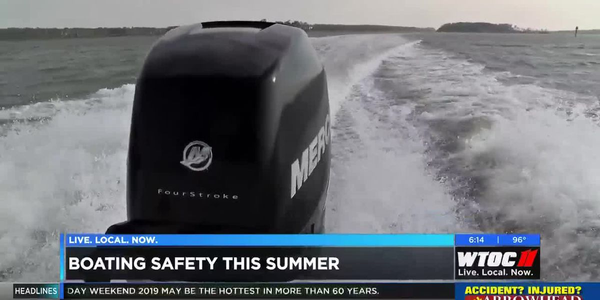 Boating safety this summer