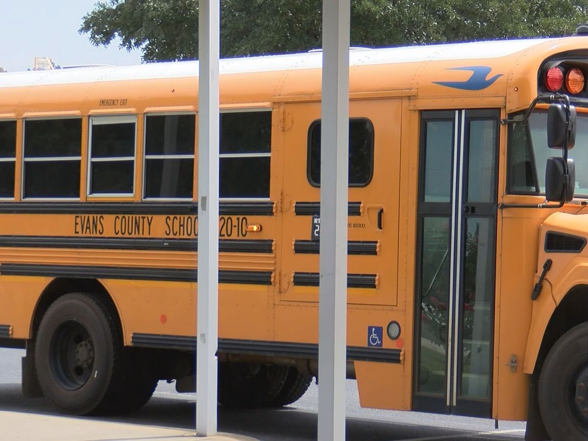 Evans Co. schools tracking data to consider protocol changes