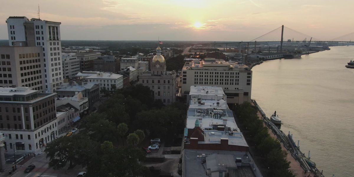 Savannah city council discusses arena project, use of masks in city buildings
