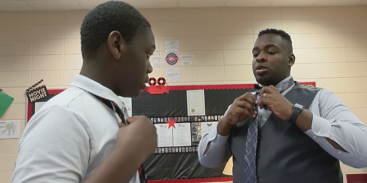 Mentoring program helping Liberty Co. youth