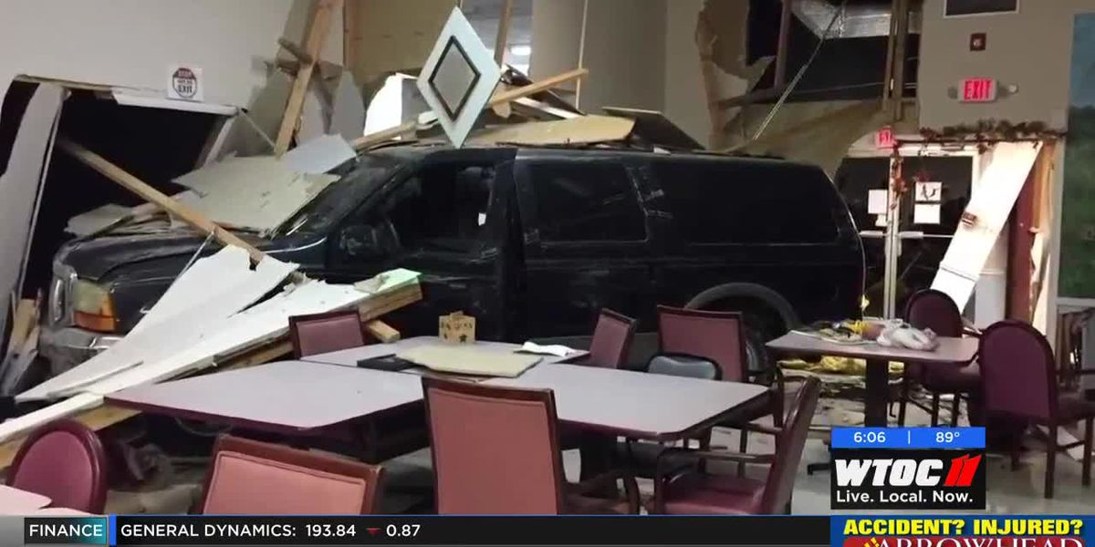 After SUV crashes into building, SCI relocates adult daycare to Thunderbolt temporarily