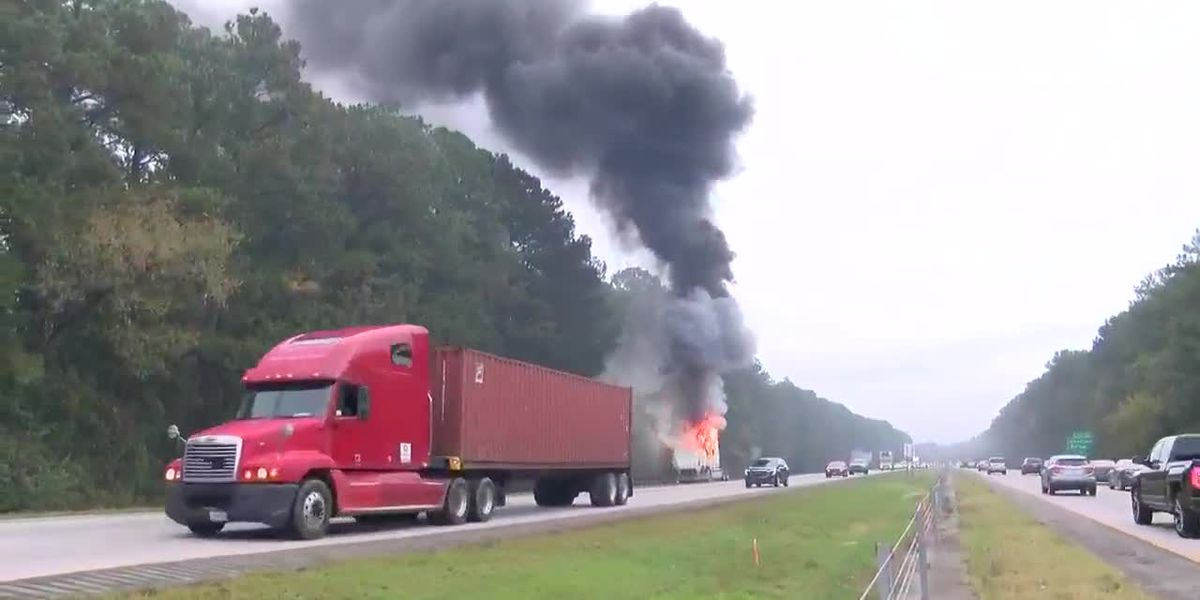 Two traffic incidents are causing major delays on I-16