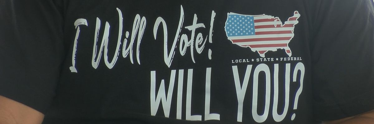 Peaceful rally urges Liberty Co. citizens to vote in upcoming election