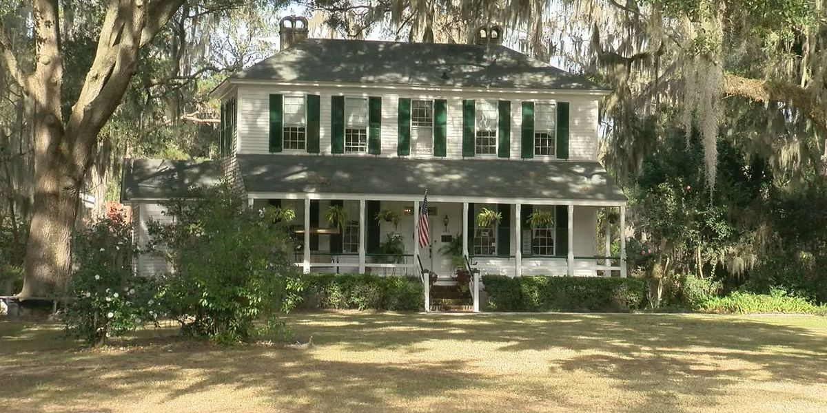 Tour Hinesville's Bacon Fraser House