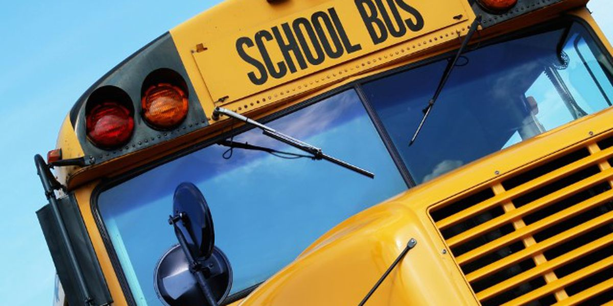School bus collides with vehicle in Candler County