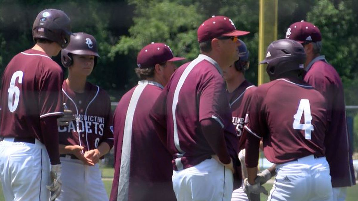 Wednesday's GHSA state baseball playoff scores