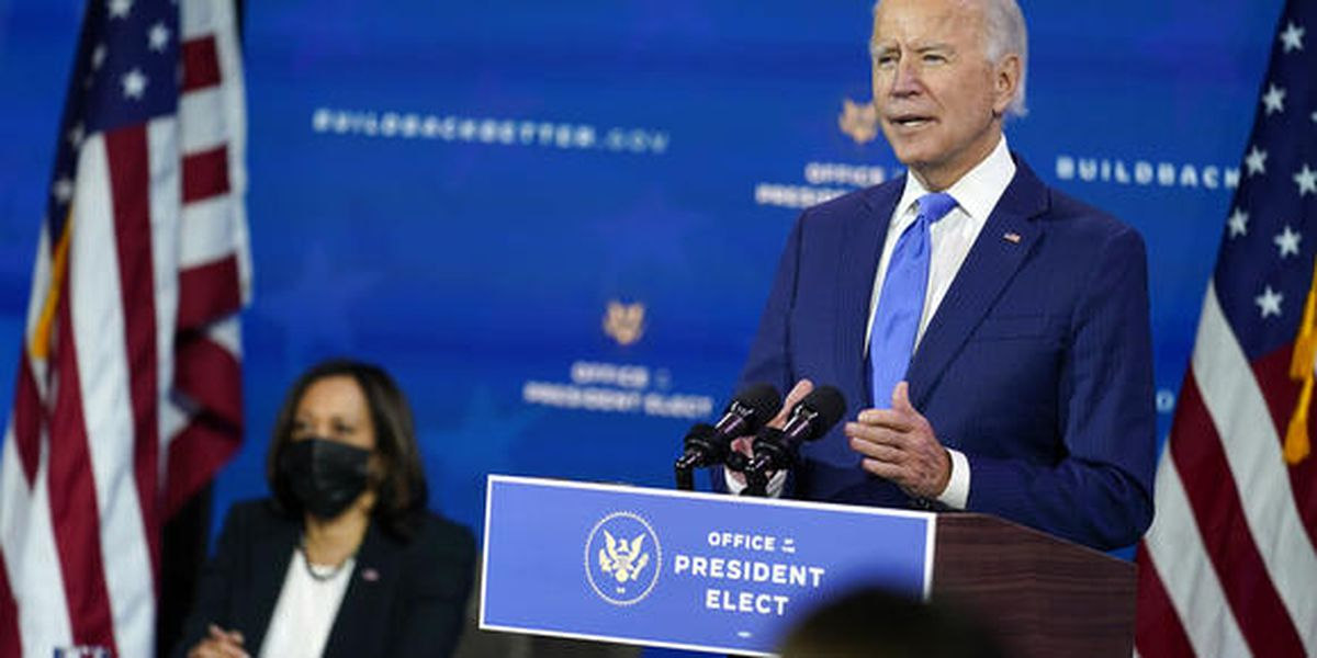Georgia Democratic electors cast 16 votes for Joe Biden