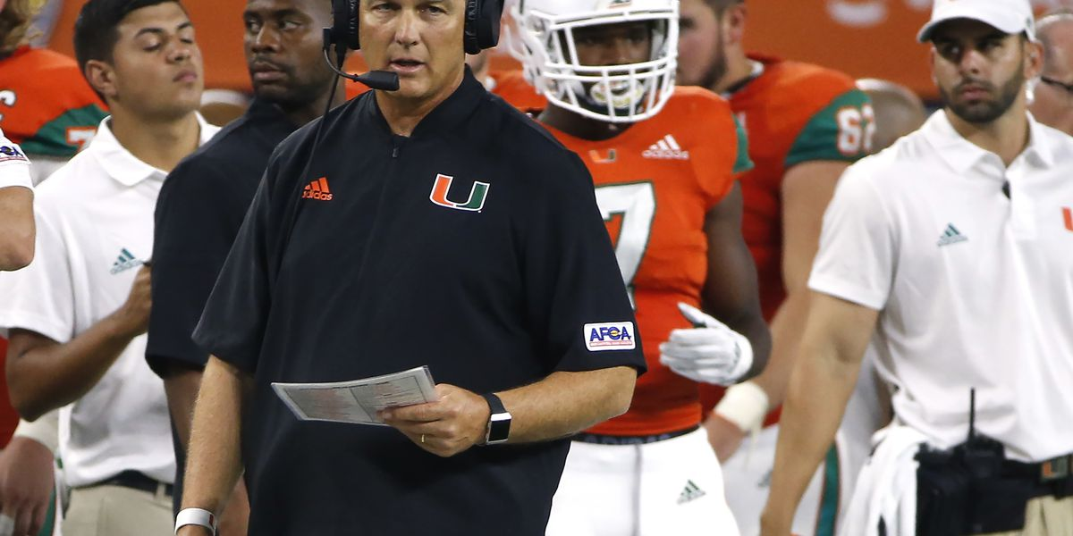 Former Georgia, Miami coach Mark Richt 'doing fine' after heart attack