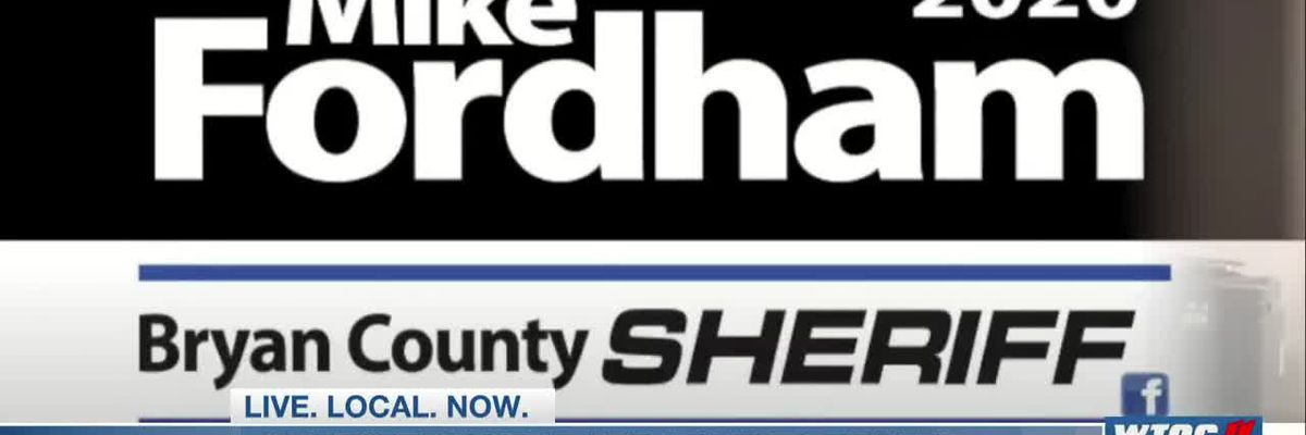 Bryan Co. sheriff candidate Mike Fordham