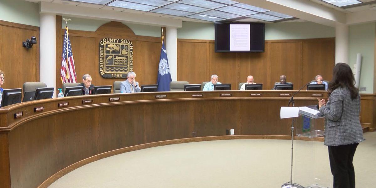 Beaufort Co. Administrator announces resignation