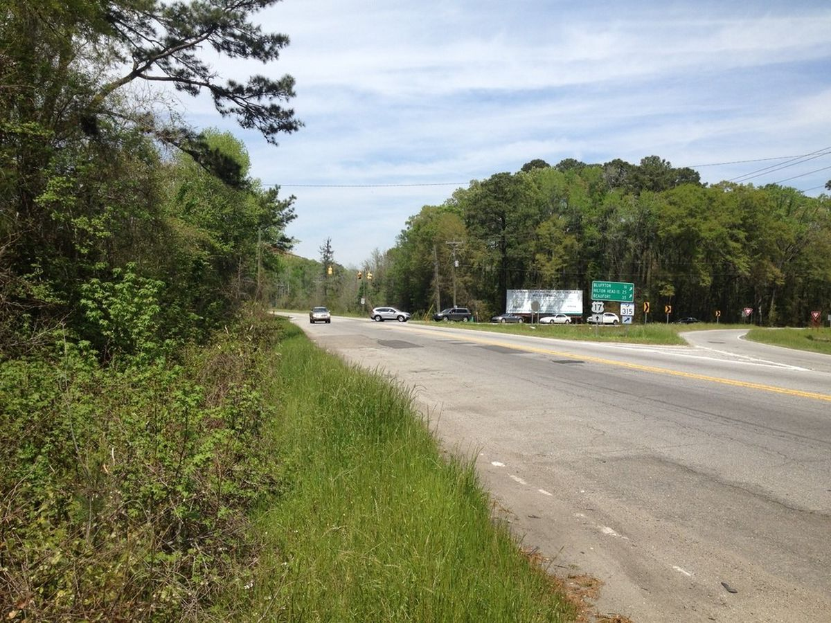 SCDOT begins widening of Highway 17 in Jasper County