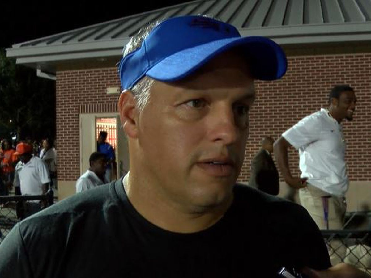 Raeburn out as Savannah State football coach after three seasons