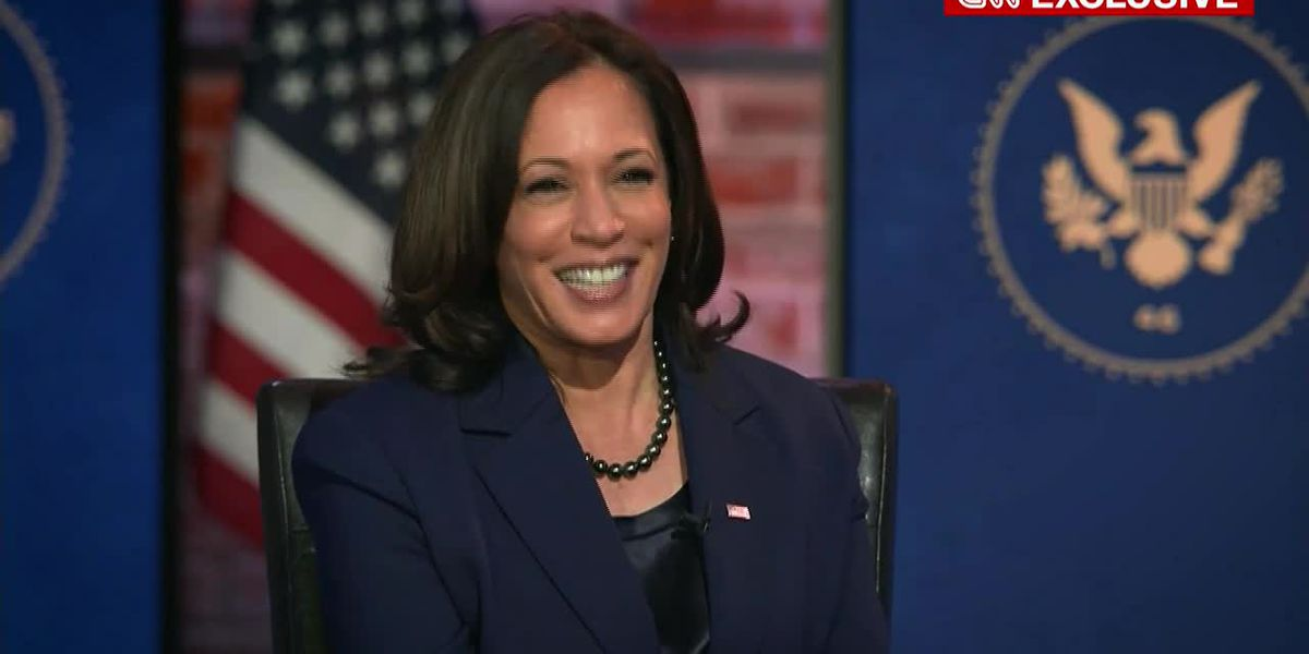 Vice President-elect Kamala Harris to visit Columbus Monday