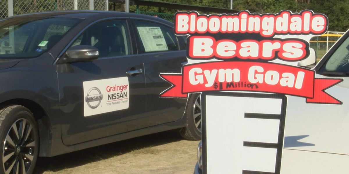 Raffle tickets on sale to raise money for new Bloomingdale gym