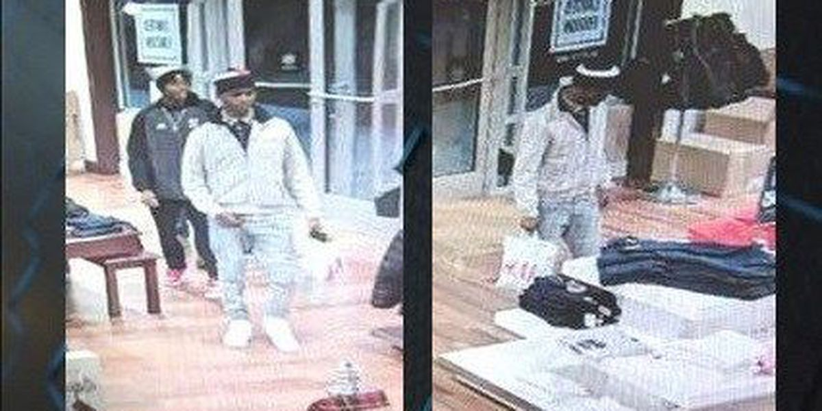 BCSO looking for Polo Ralph Lauren thief