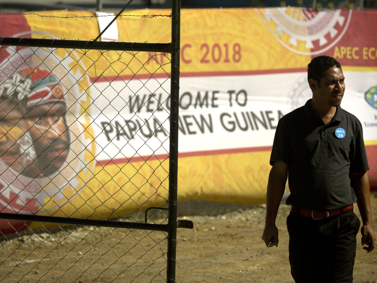 Expensive APEC summit sows division in host Papua New Guinea