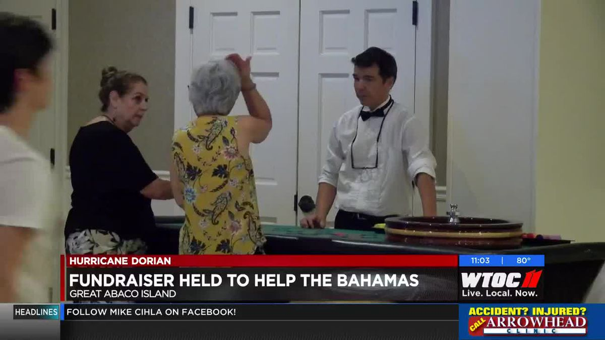 The Landings Club holds fundraiser to help hurricane victims in the Bahamas