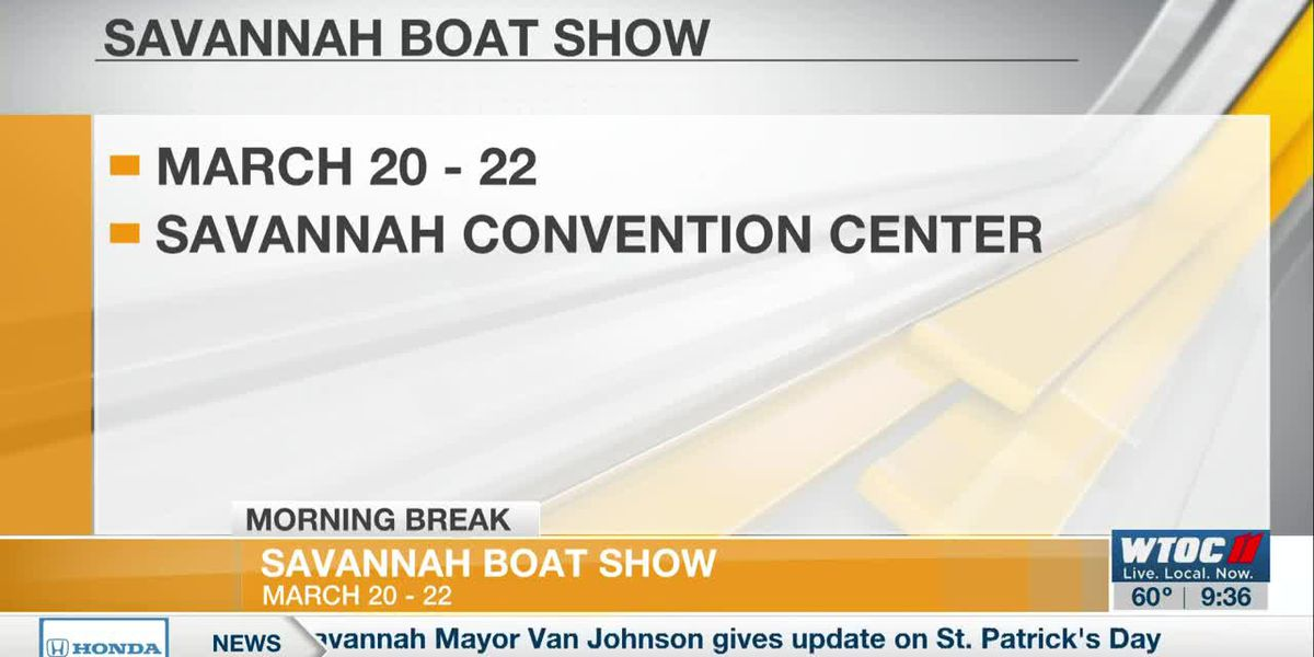 Savannah Boat Show Celebrates Time on the Water