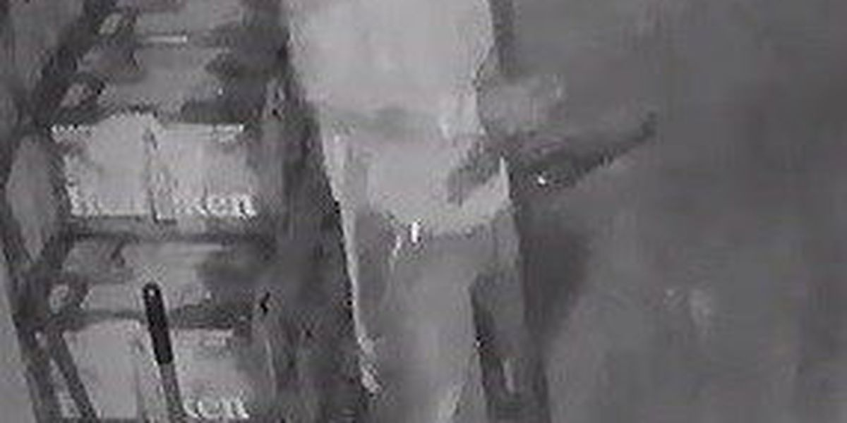 Metro Police working to identify suspect in several burglaries