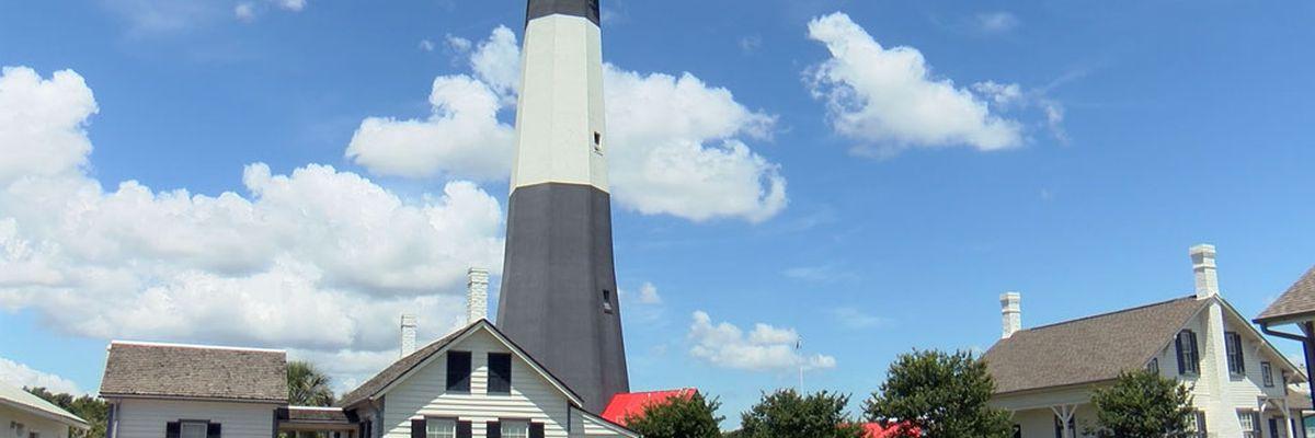 Celebrate National Lighthouse Day along the Ga., S.C. coasts