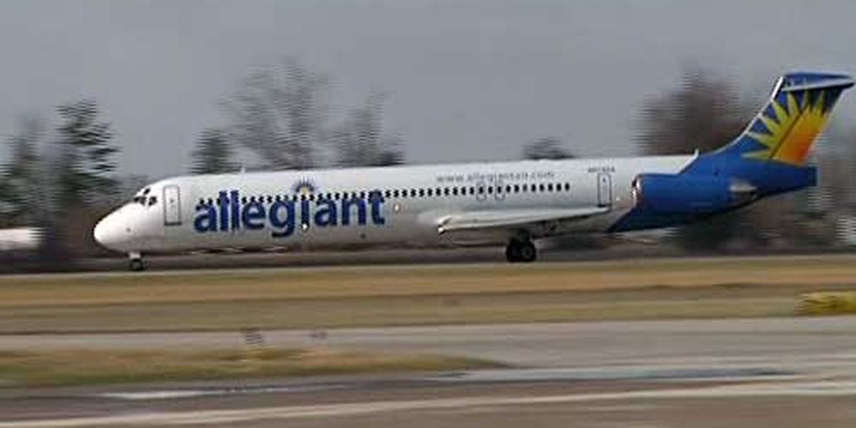 Allegiant expanding service into Savannah, announces 4 new nonstop routes