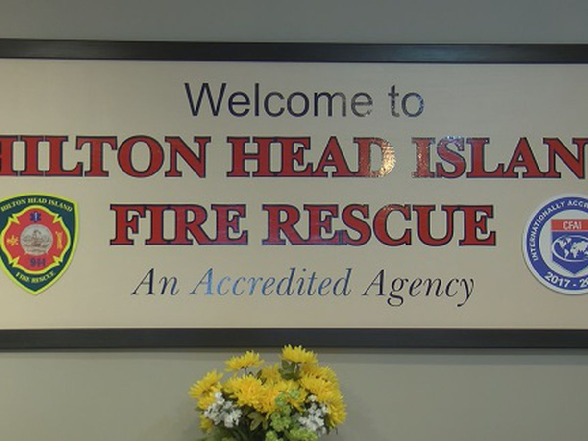 Hilton Head Island residents happy with fire improvements