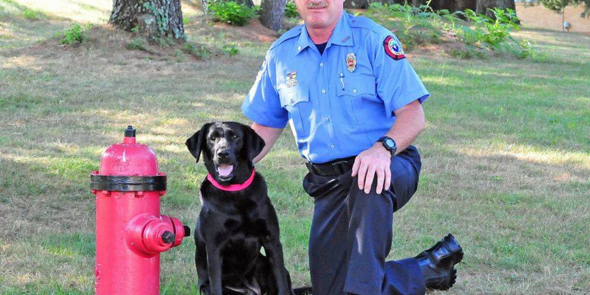 Special investigator retires from the Burton Fire District