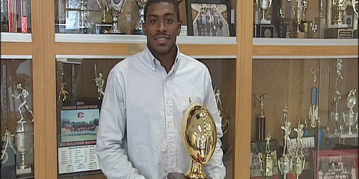Michael Sutton Named WTOC Offensive Player of the Year