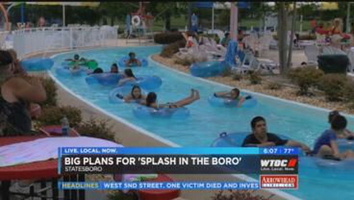 Expansion Plans Approved For Splash In The Boro