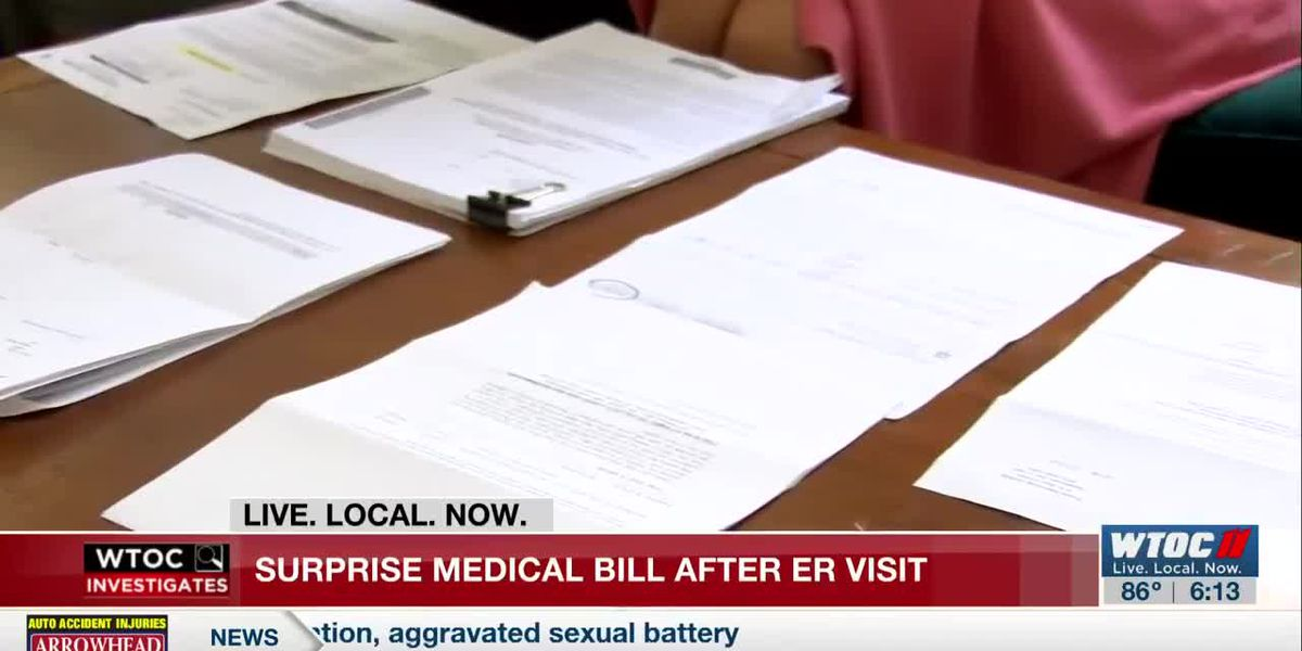 New Ga. law will add protections for surprise medical billing