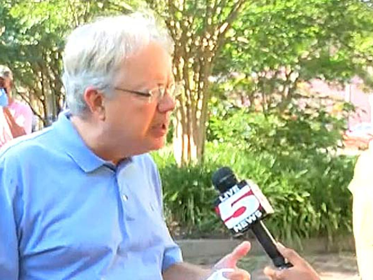 Mayor: 'Band of thugs' responsible for Charleston rioting, 'won't be allowed to do it again'