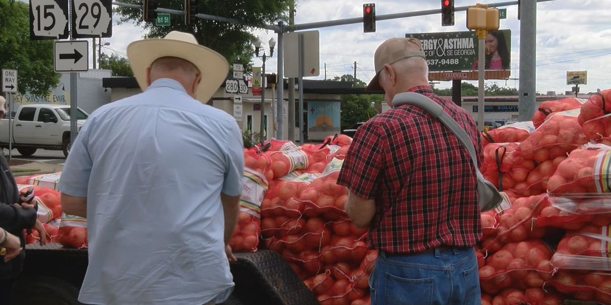 Toombs Co. community excited about return of Vidalia Onion Festival