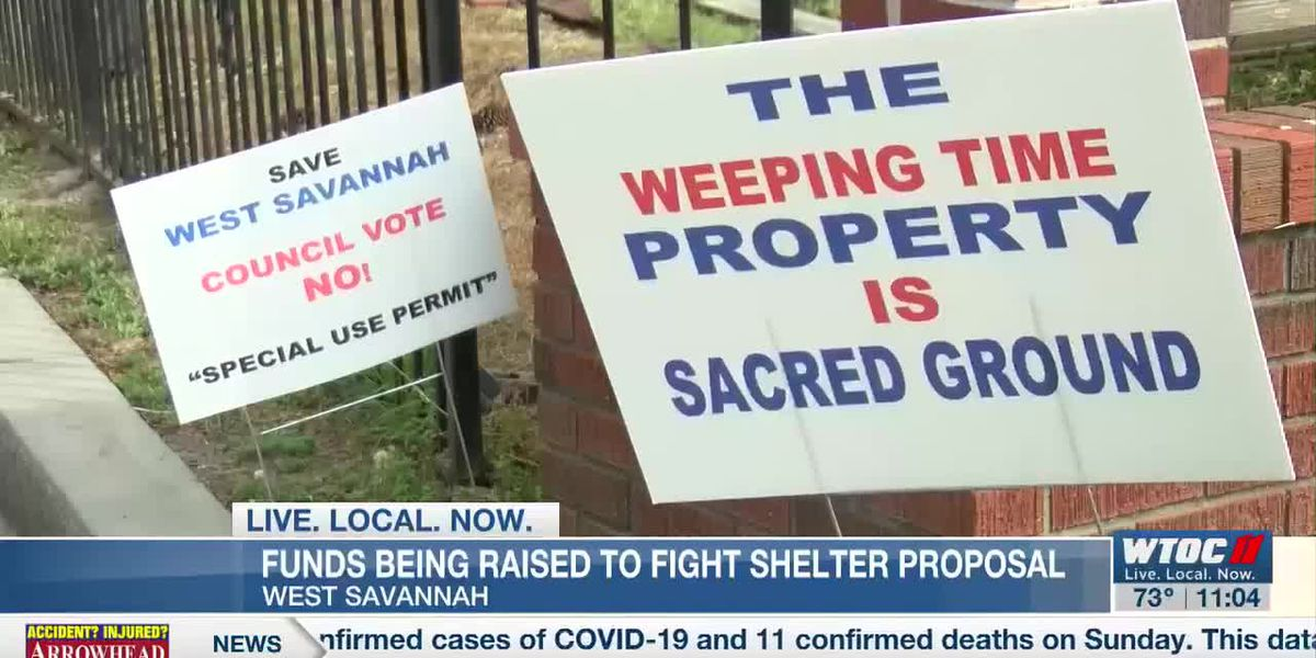 West Savannah community members hope to participate in archaeological study of shelter site off Augusta Avenue