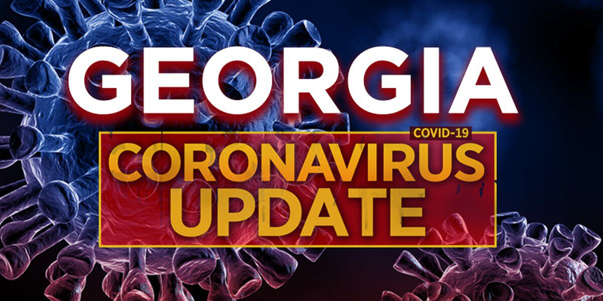 Over 23,400 confirmed COVID-19 cases in Ga.
