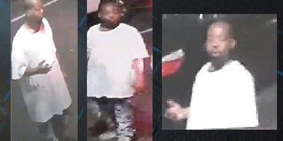 BCSO looking for man accused of pointing weapon at victim