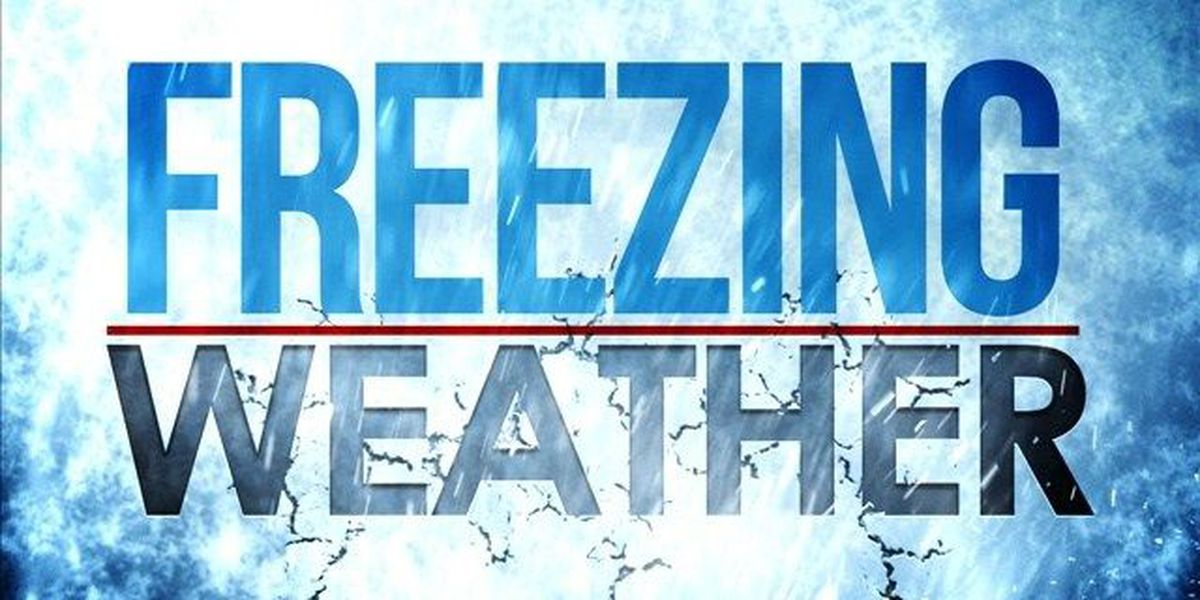 Freeze warning covers much of Georgia